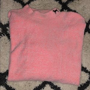 A Victoria secret pink long sleeve sweater